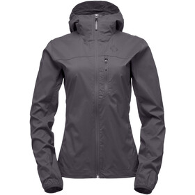 Black Diamond Alpine Start - Chaqueta Mujer - gris
